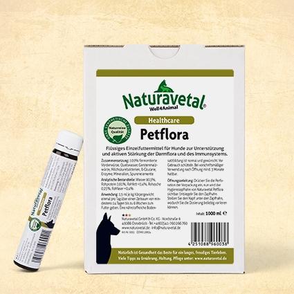 Naturavetal Petflora