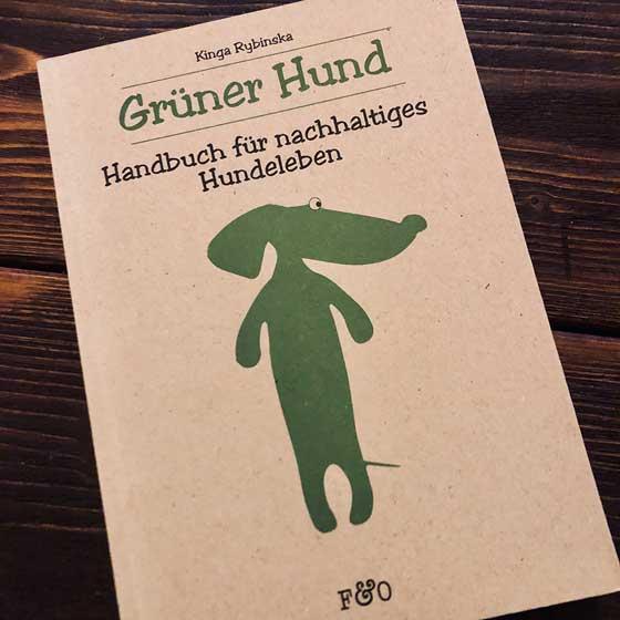 Buch Grüner Hund von Kinga Rybinska bei Buch7